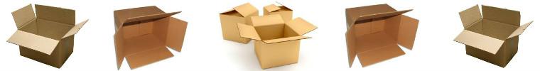 Postal/Diecut Boxes