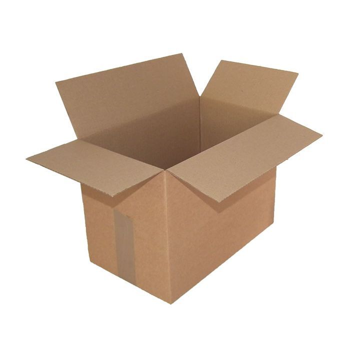 20 x Single wall Cardboard boxes size 12 x 9 x 11 or 305mm x 225mm  x 280mm corrugated boxes