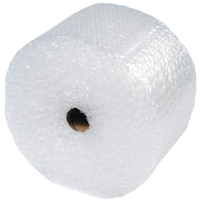 2 Rolls of Bubble wrapping 300mm wide & 100 Meter long, small size bubble, great protection