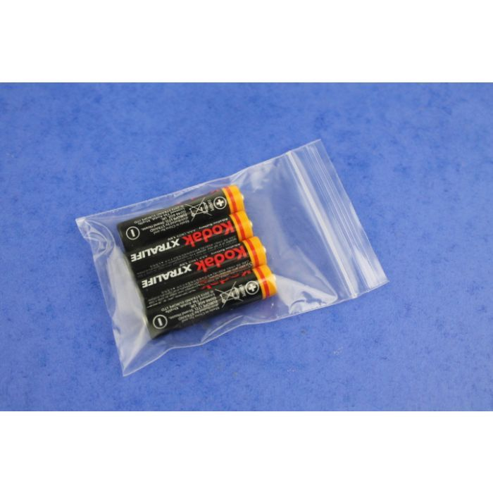 500 x Clear Grip seal bags size 2.25 x 3 inches, 55mm x 75mm GL02,  SEE MORE Quantities