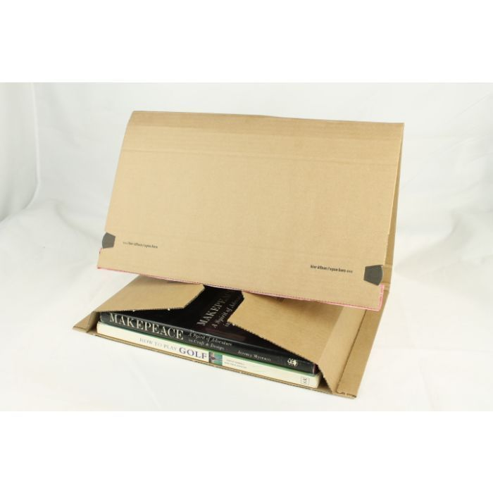 40 Cardboard Book/Picture Wraps, Frame packaging A3+ size 290mm x 380mm x 90mm