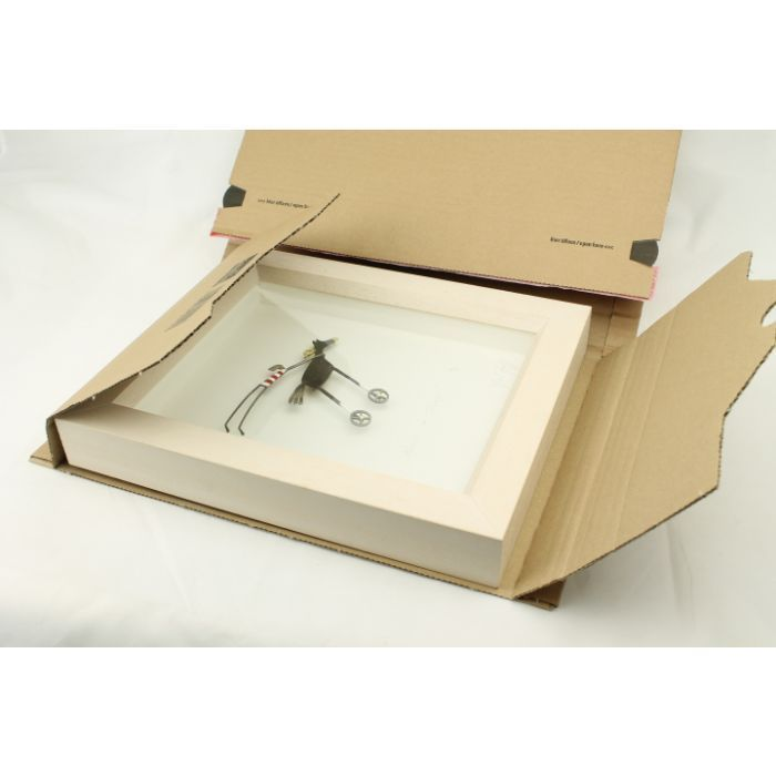 40 A5 Cardboard Book or Picture Frame Wraps, Book packaging A5 size 155mm x 215mm