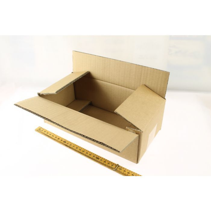 20 x Corrugated cardboard boxes size 12 x 9 x 4.5 or 305mm x 229mm x 114mm Single wall despatch boxes