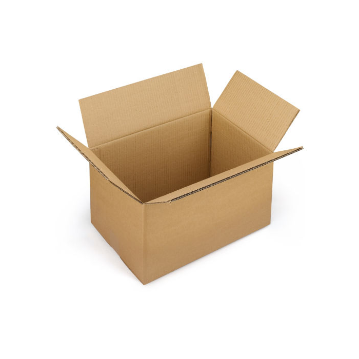25 x Corrugated Brown cardboard boxes size 12 x 9 x 9 or 300 mmx 230mm x 230mm single wall box