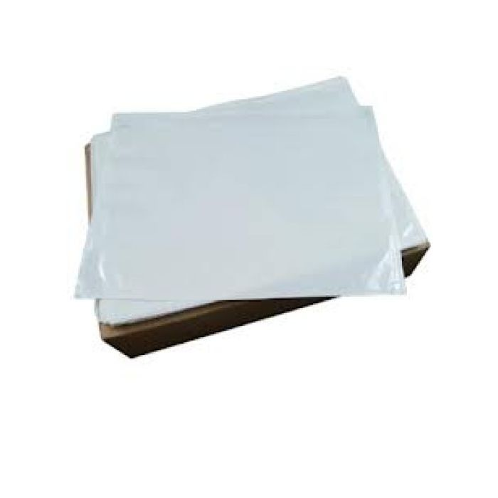 500 x A5 Document envelopes Clear, size 225mm x 165mm peel and stick, clear document pouches