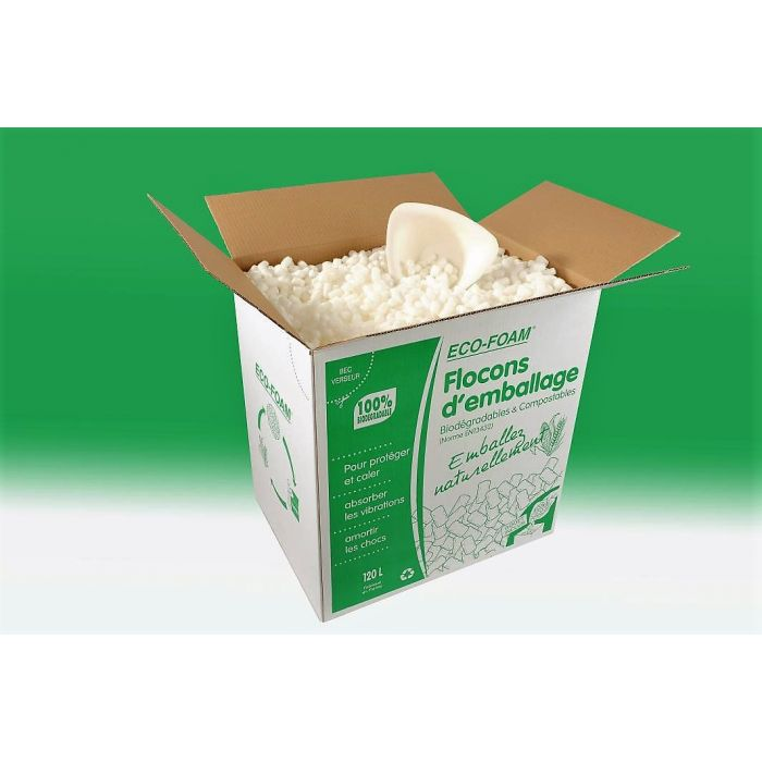 2 x Box of void Filling Eco Friendly Fully Bio Degradable, made from corn starch