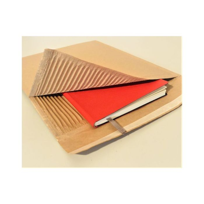 50 J/6 All paper made padded envelopes size 300mm x 440mm