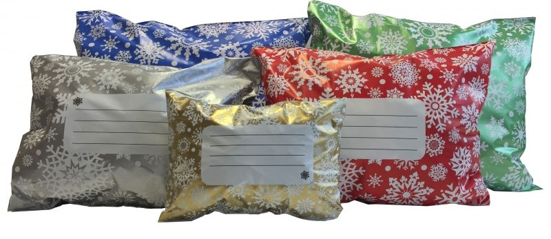 Xmass mailer 3 sizes A5, A4, & A3.