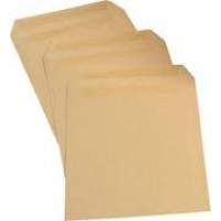Brown and White Manilla envelopes