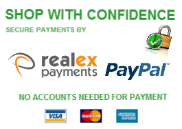 shop with confidence & all prices include vat