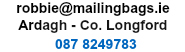 Mailingbags Contact Details